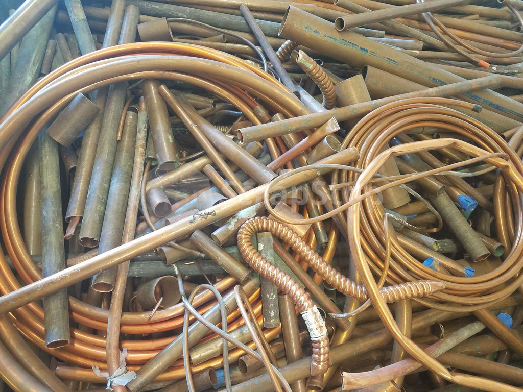 1 Copper - Tubing or Wire Recycling | Scrap Stop