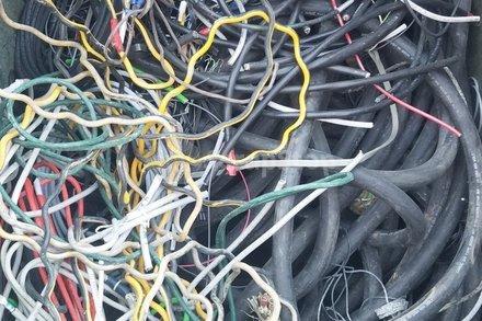 Insulated Copper Wire | Scrap Stop
